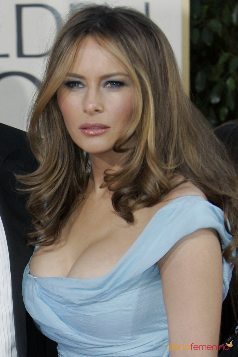 Melania Trump sexy and hot pic