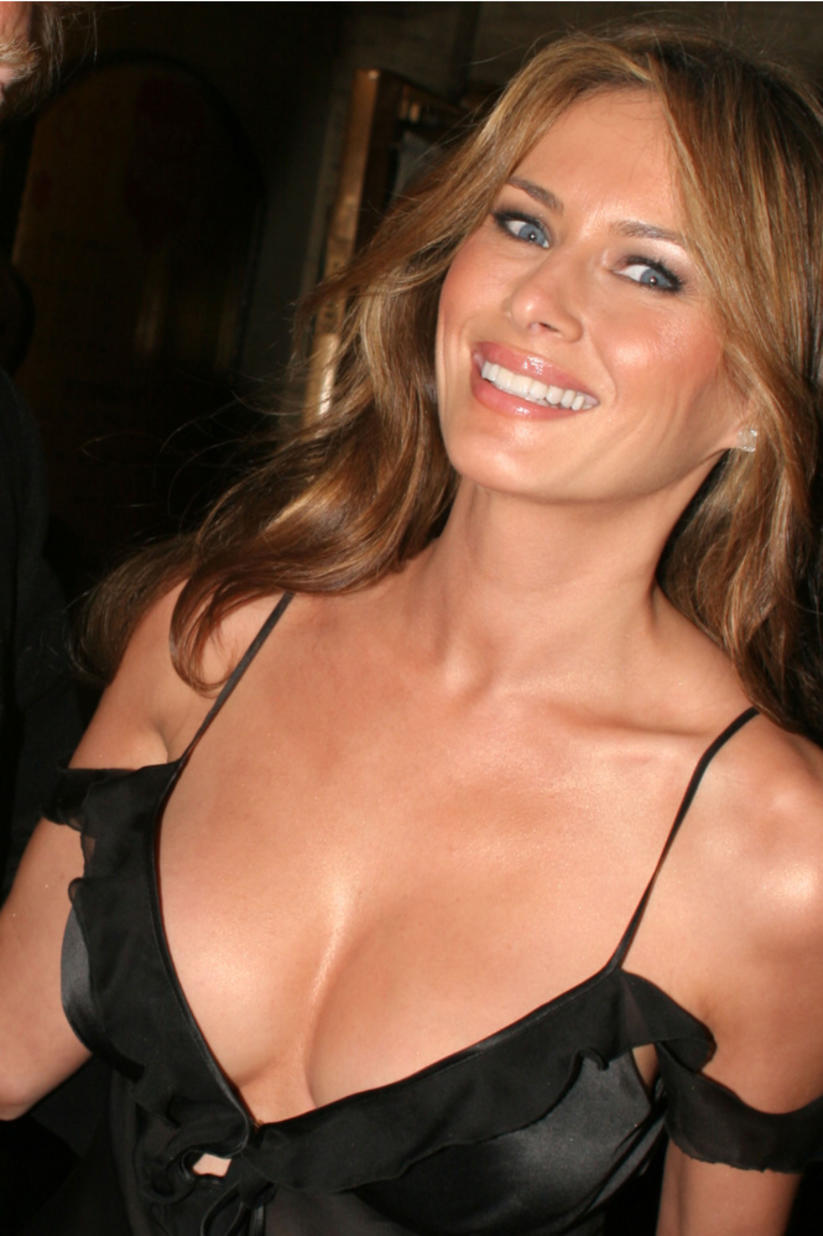 61 Sexy Melania Trump Boobs Pictures Will Make Your Day-2512