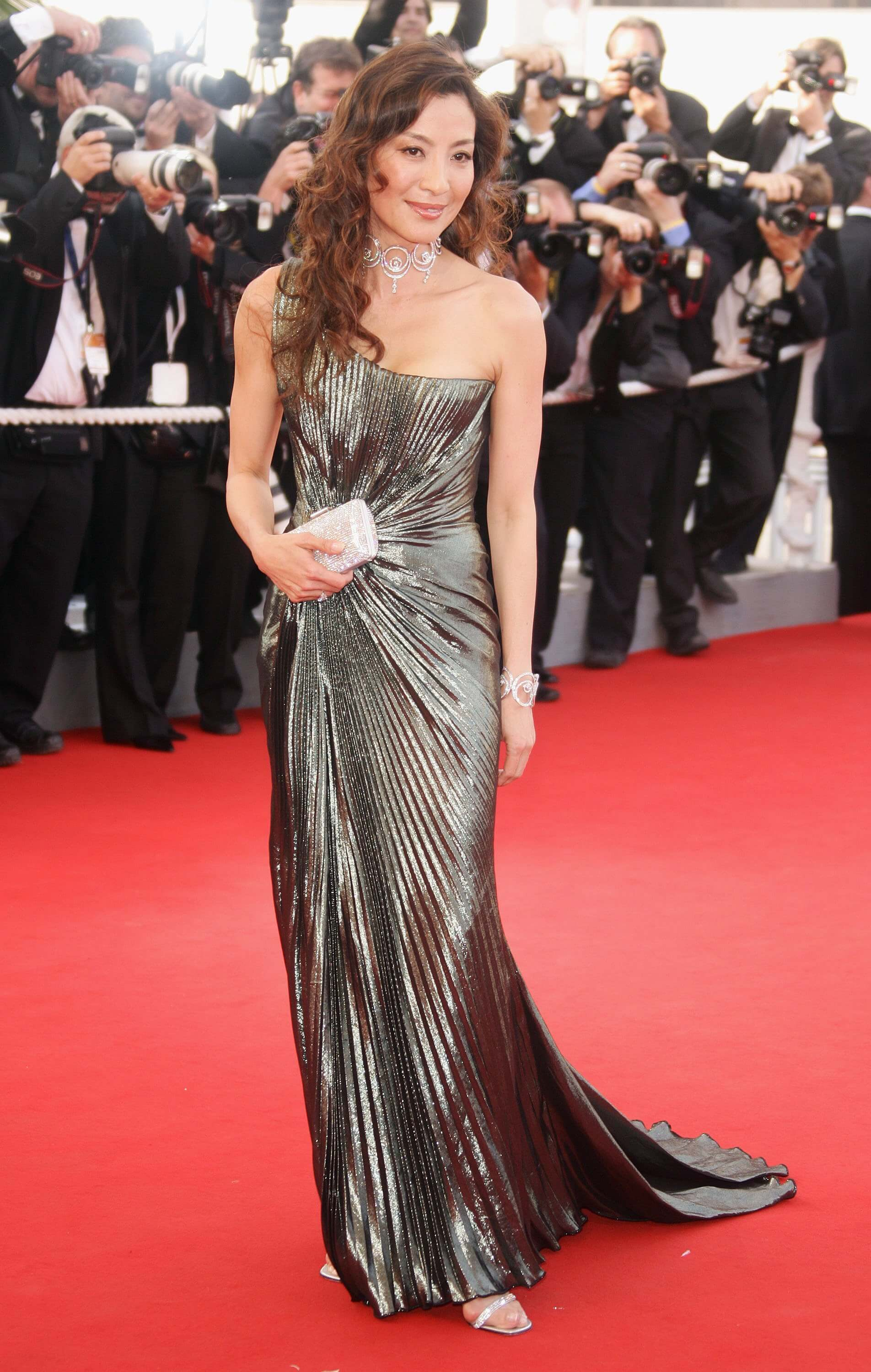 Michelle Yeoh awesome dress