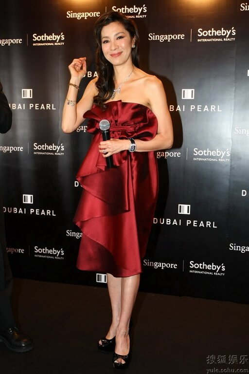 Michelle Yeoh hot pic (2)