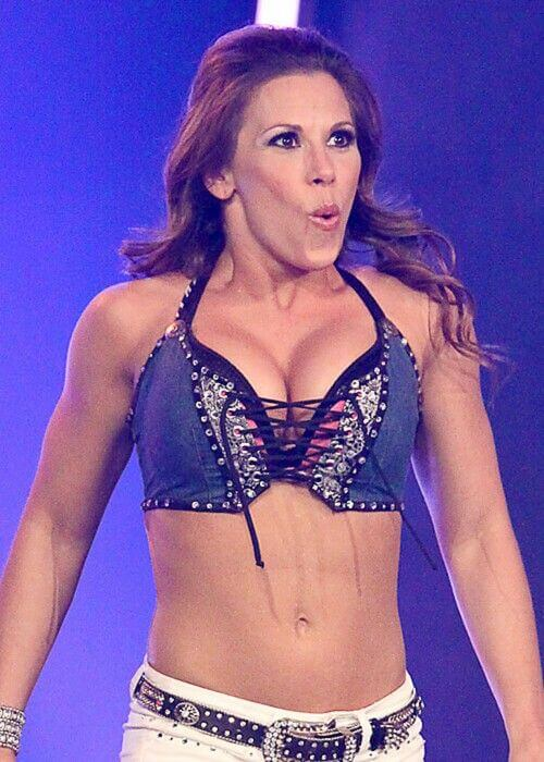 Mickie James hot busty pic (5)