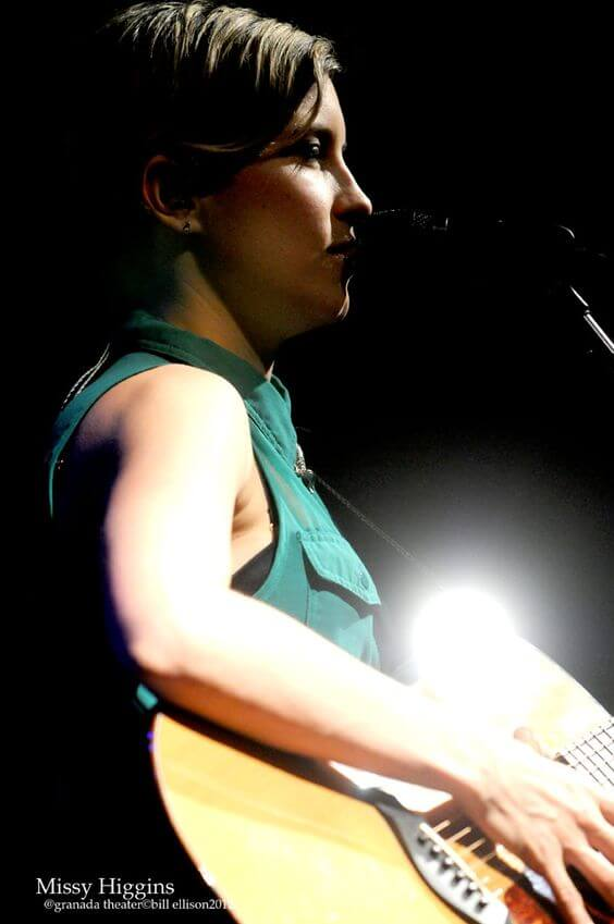 Missy Higgins hot photo