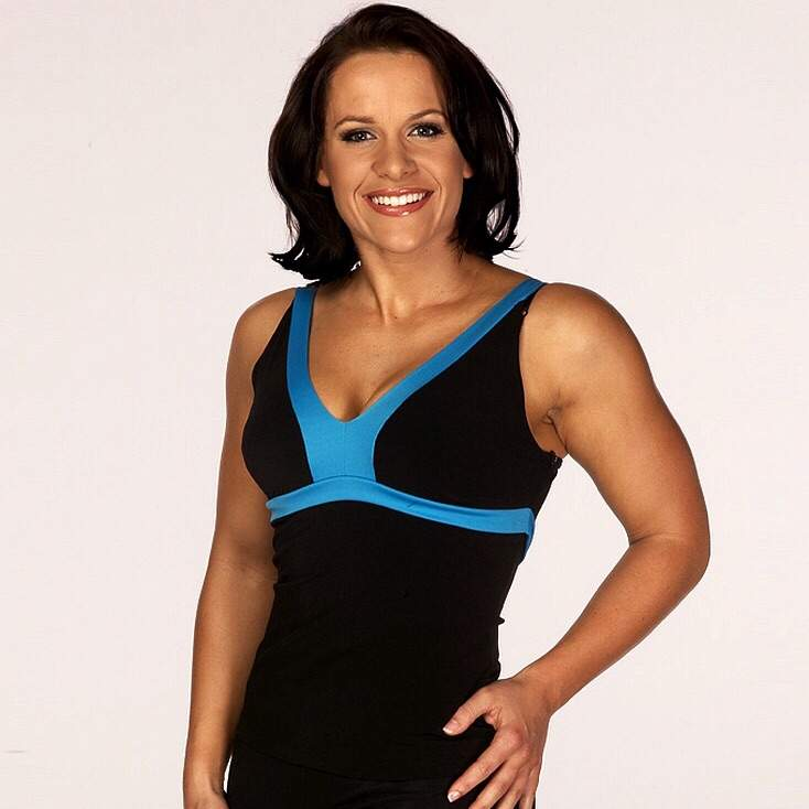 Molly Holly beautiful dress