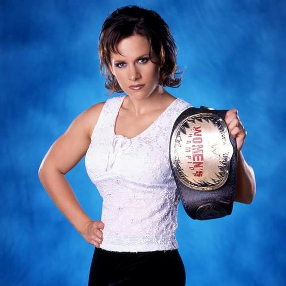 Molly Holly sexy pic
