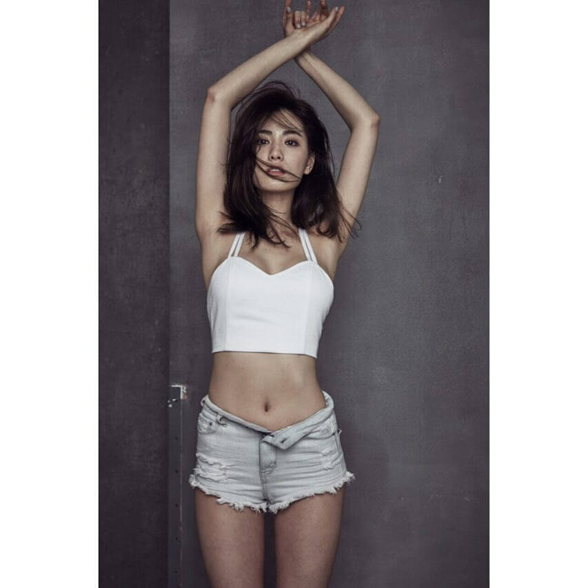 Nana K-Pop hot photoshoot