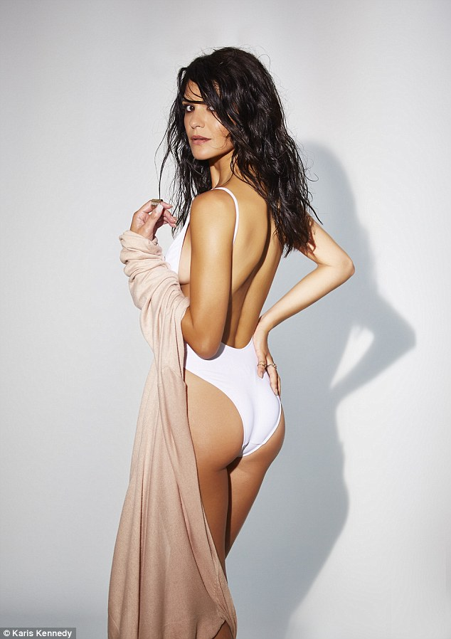 Natalie Anderson Sexy Back