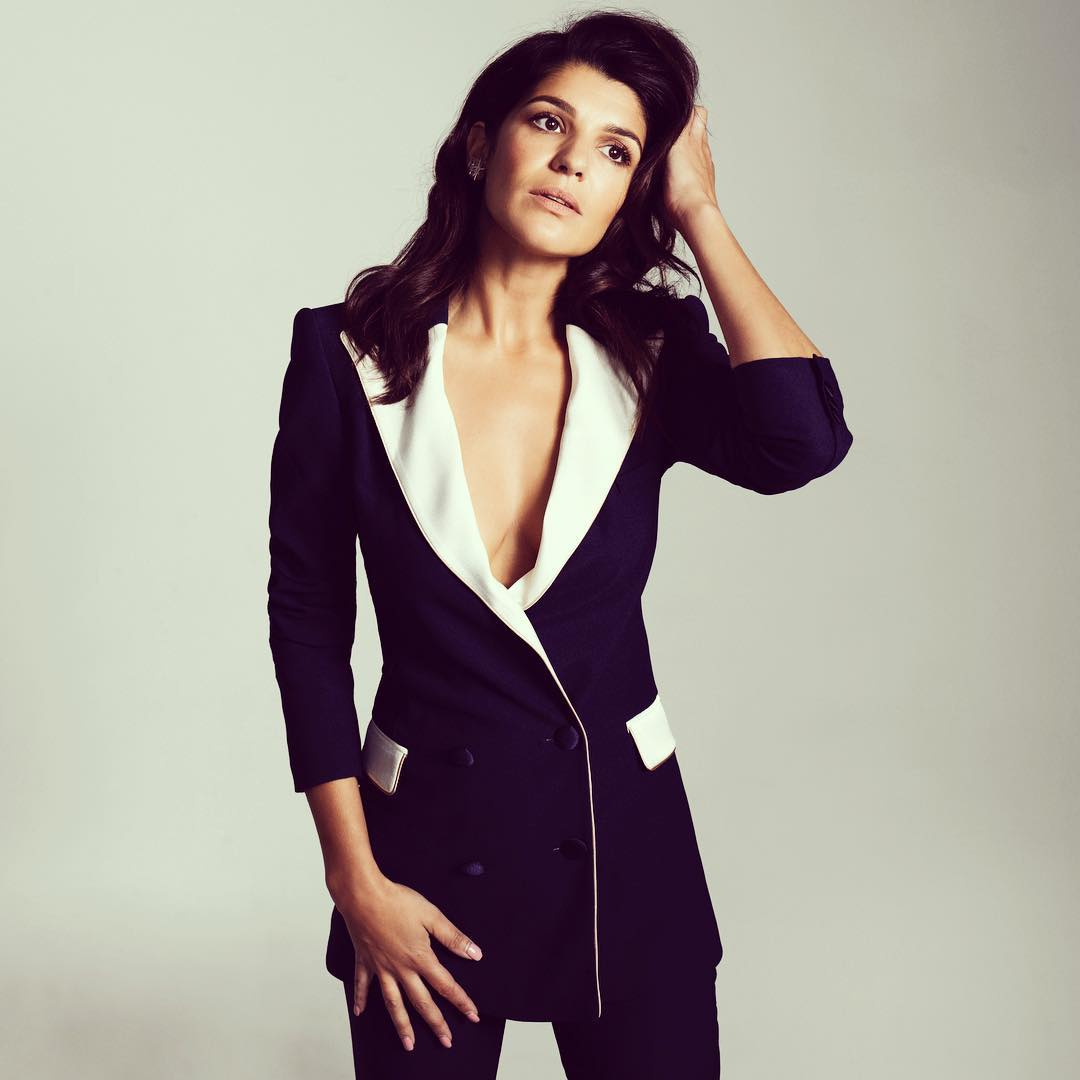 Natalie Anderson on Photoshoot