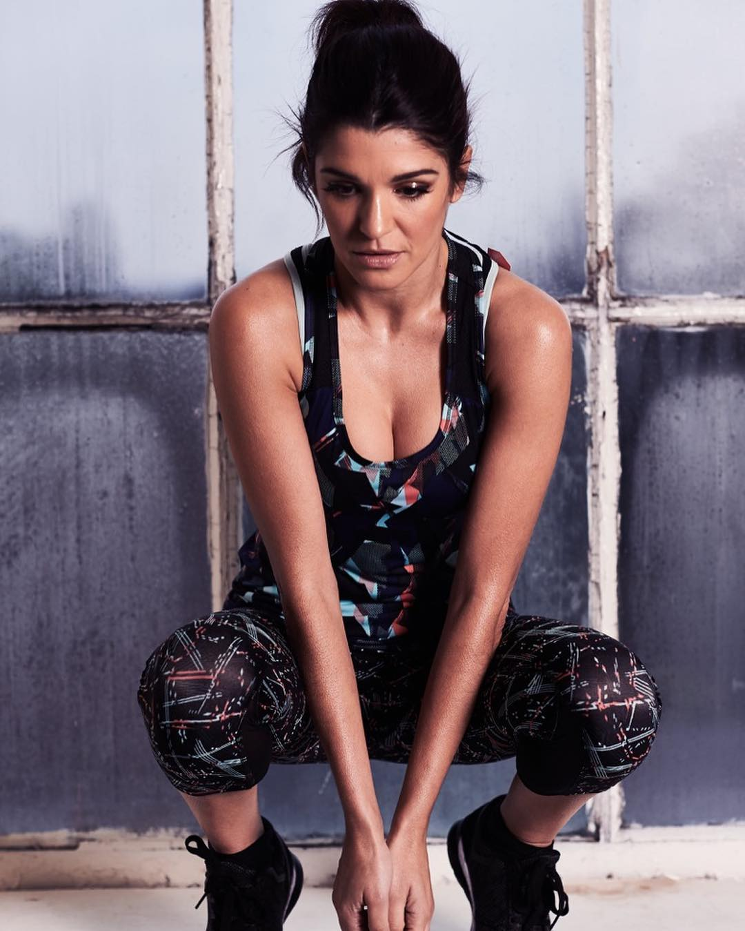 Natalie Anderson on Working Out
