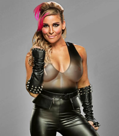Confirm. naked pictures of natalie neidhart you were