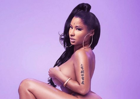 Nicki Minaj awesome