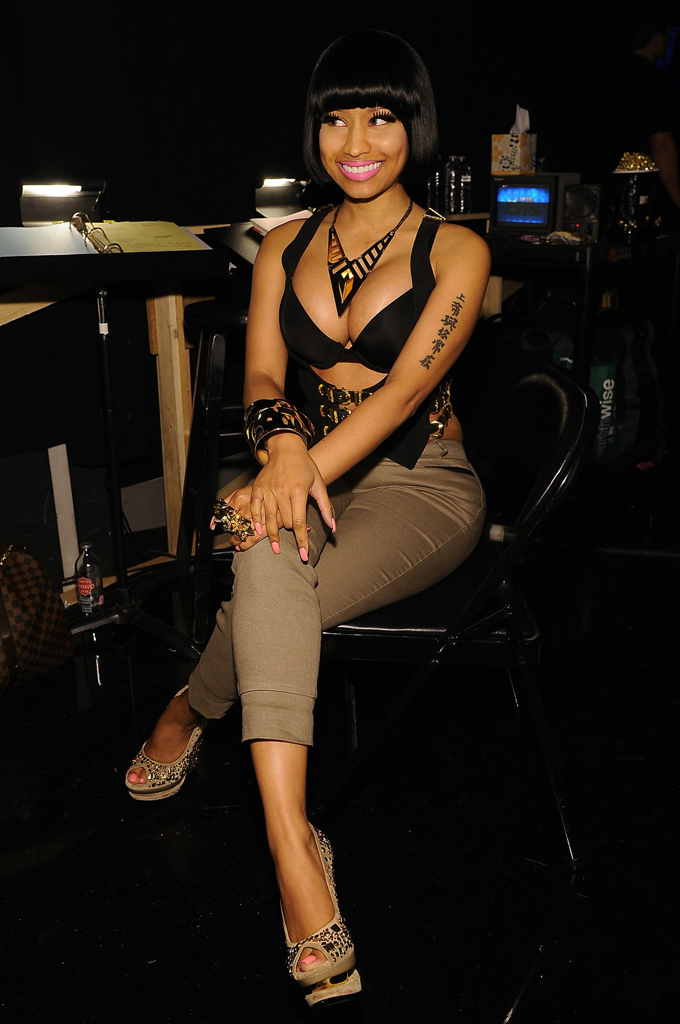 Nicki Minaj hot photos