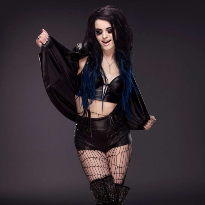 Paige hot photoshoot