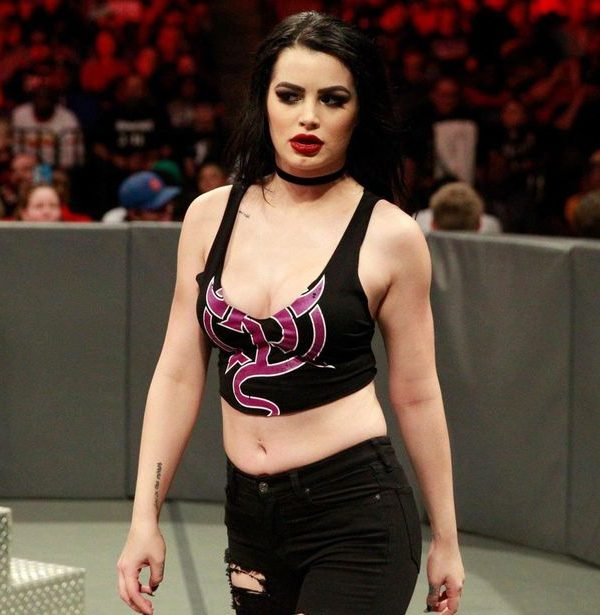 Paige look awesome
