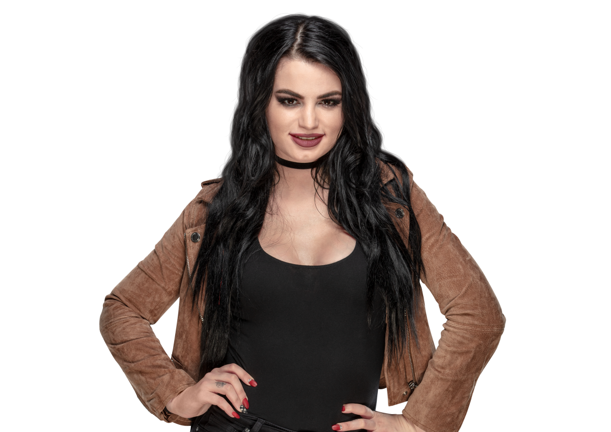 Paige sexy smile pic