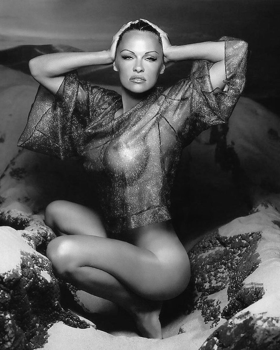 Pamela Anderson Big Tits Nude - 49 Sexy Pamela Anderson Boobs Pictures Which Will Get You ...