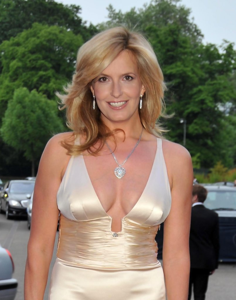 49 Hot Pictures Of Penny Lancaster Are Provocative As Hell