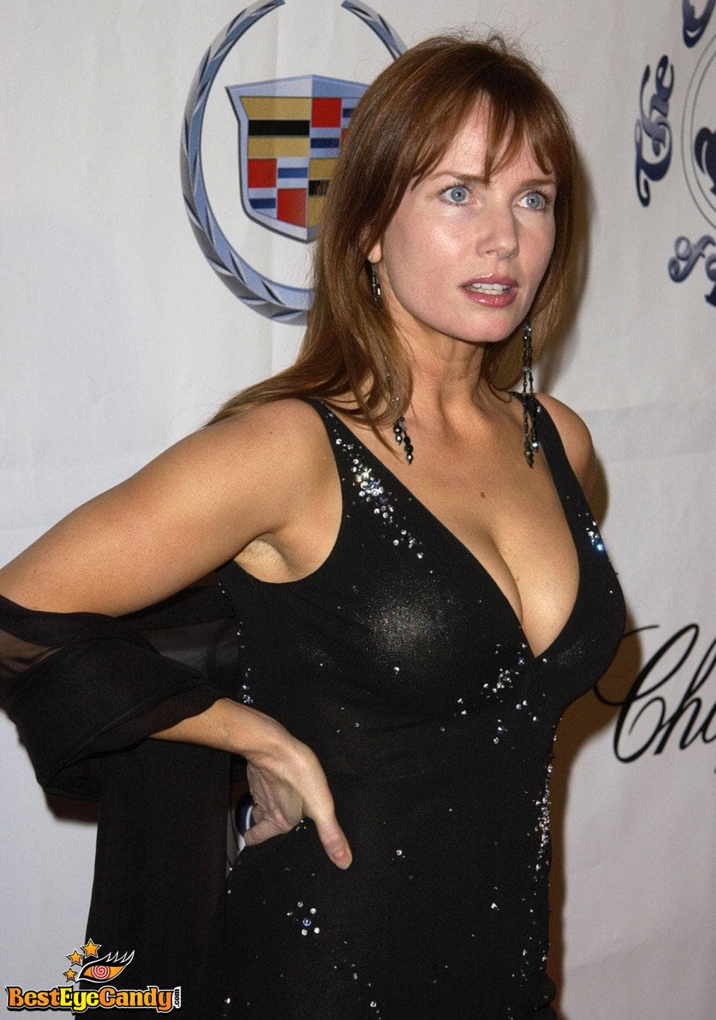 Rebecca De Mornay sexy boobs (2)