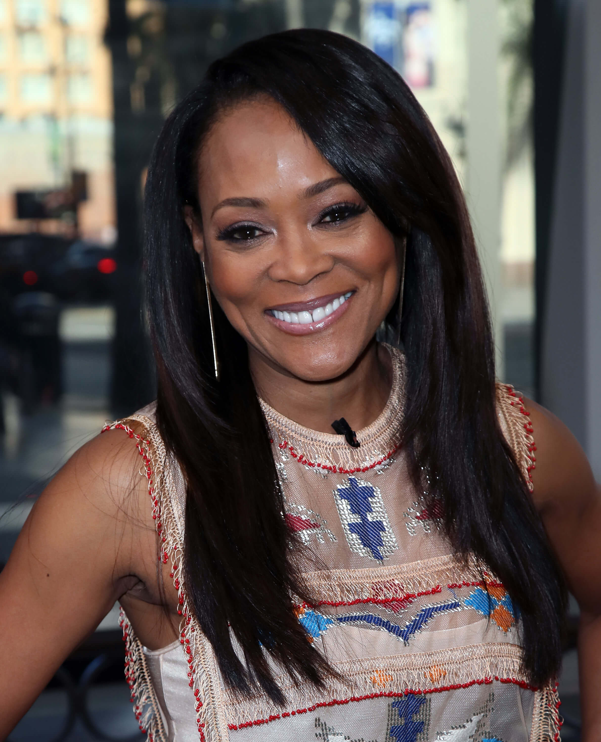 Robin Givens awesome smile