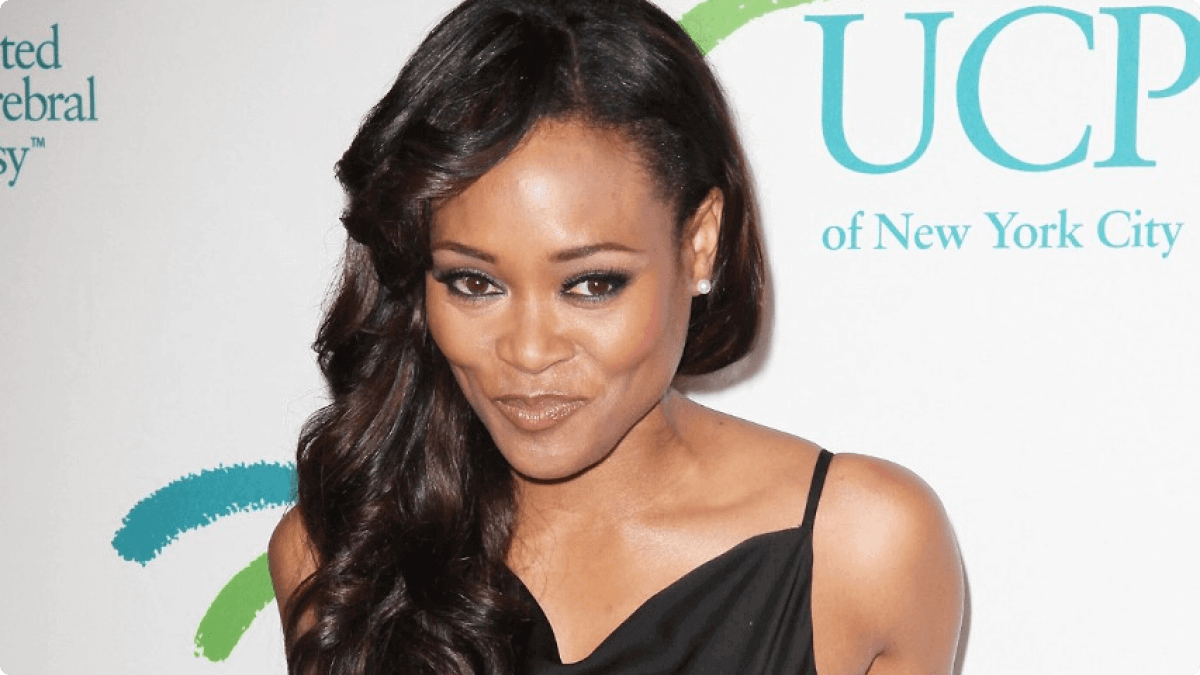 Robin Givens sexy smile