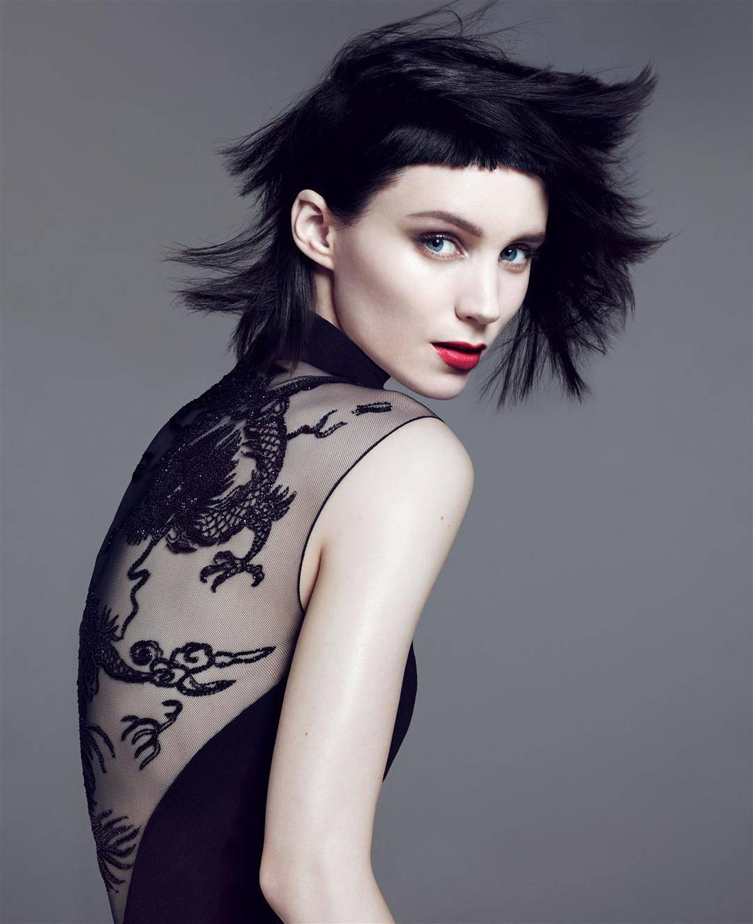 Rooney Mara hot and sexy pic