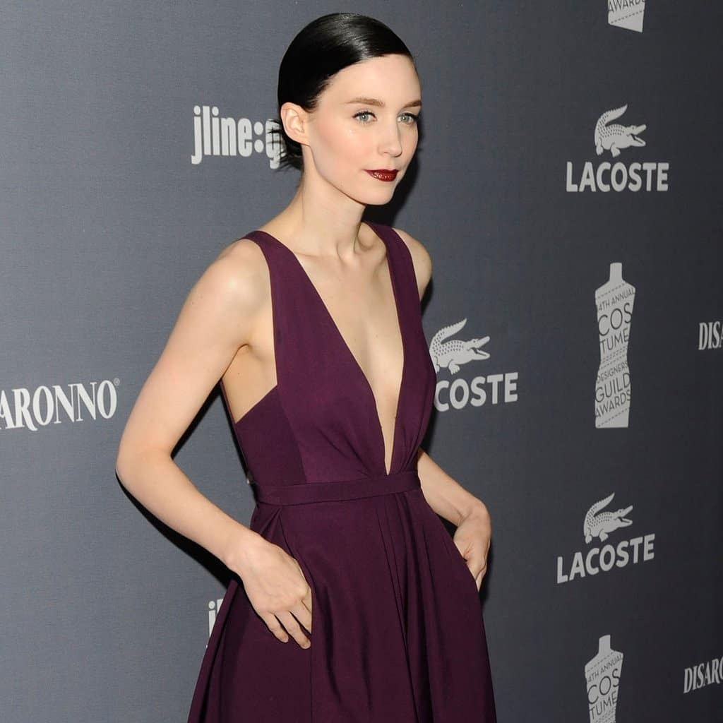 Rooney Mara sexy and hot pic