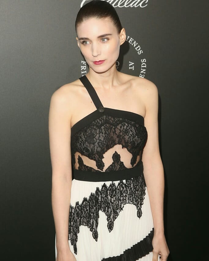 Rooney Mara sexy and hot picture