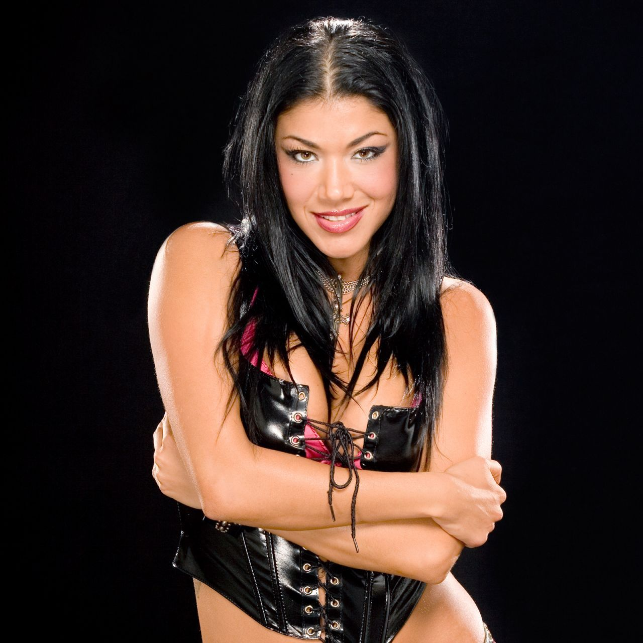 Rosa Mendes on Divas Dress