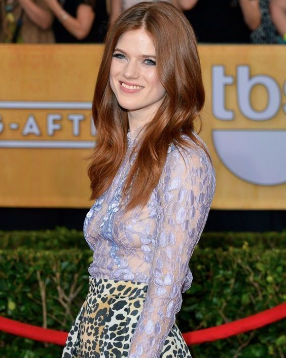 Rose Leslie too sexy pic