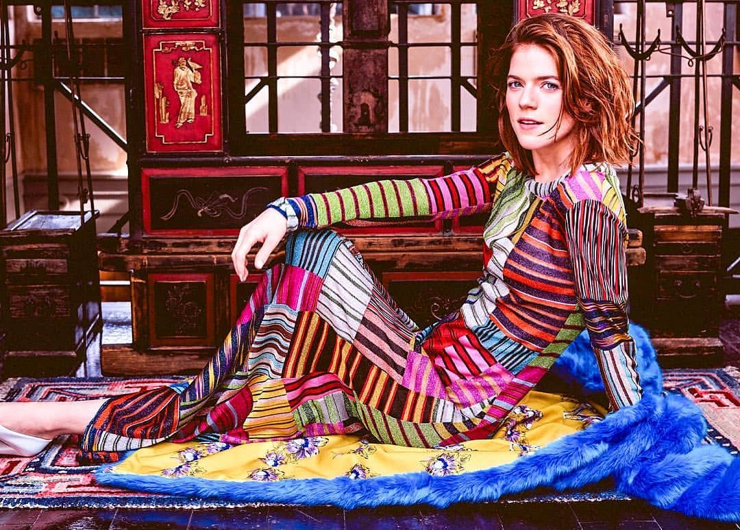 Rose Leslie too sexy