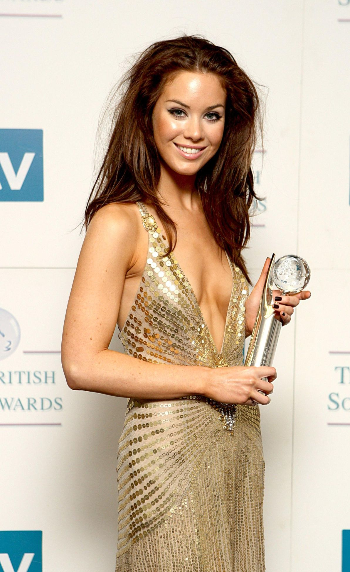 Roxanne McKee on Awards