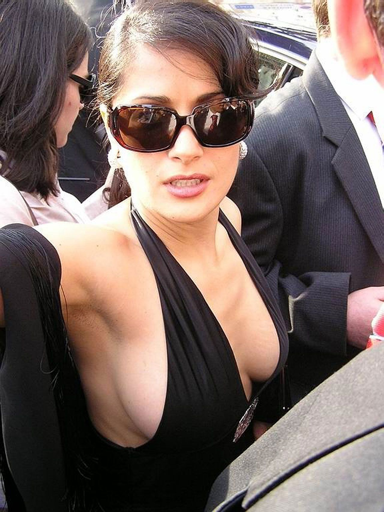 49 Sexiest Salma Hayek Boobs Pictures Will Rock Your World