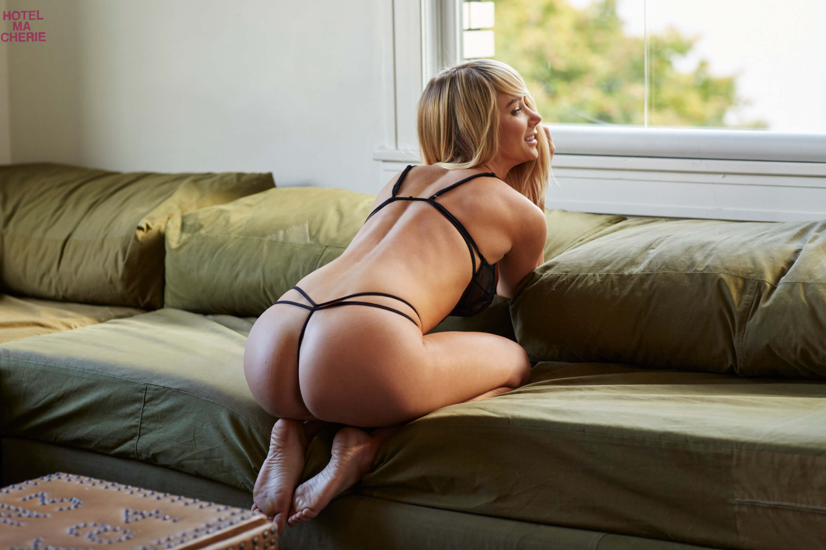 Sara Jean Underwood big butt