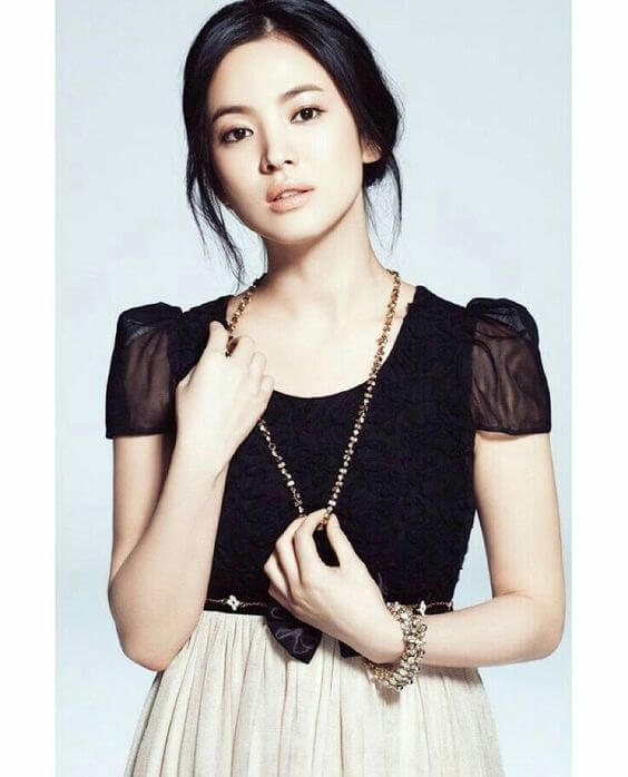 Song Hye-kyo awesome pic