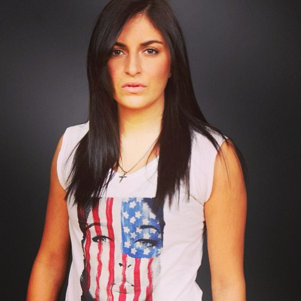 Sonya DeVille awesome hair