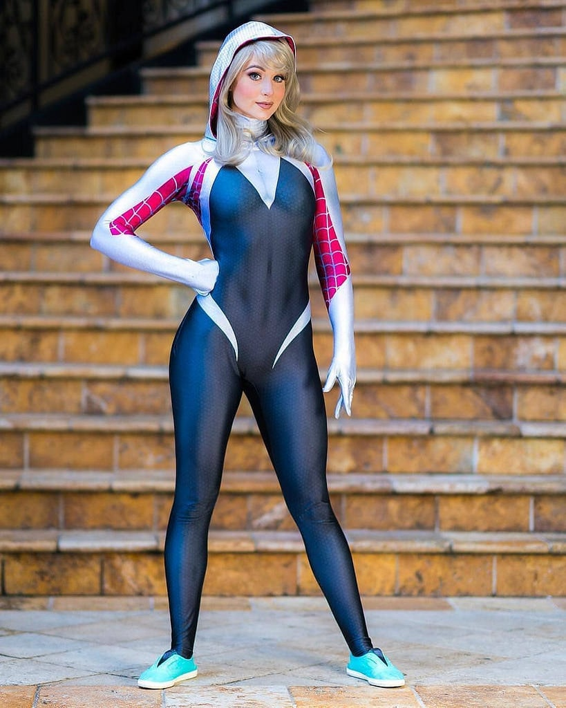 Spider Gwen awesome pics (2)