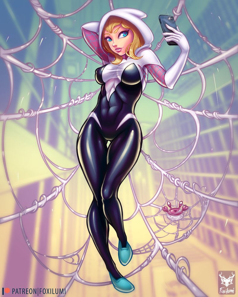 Spider Gwen beautiful pic