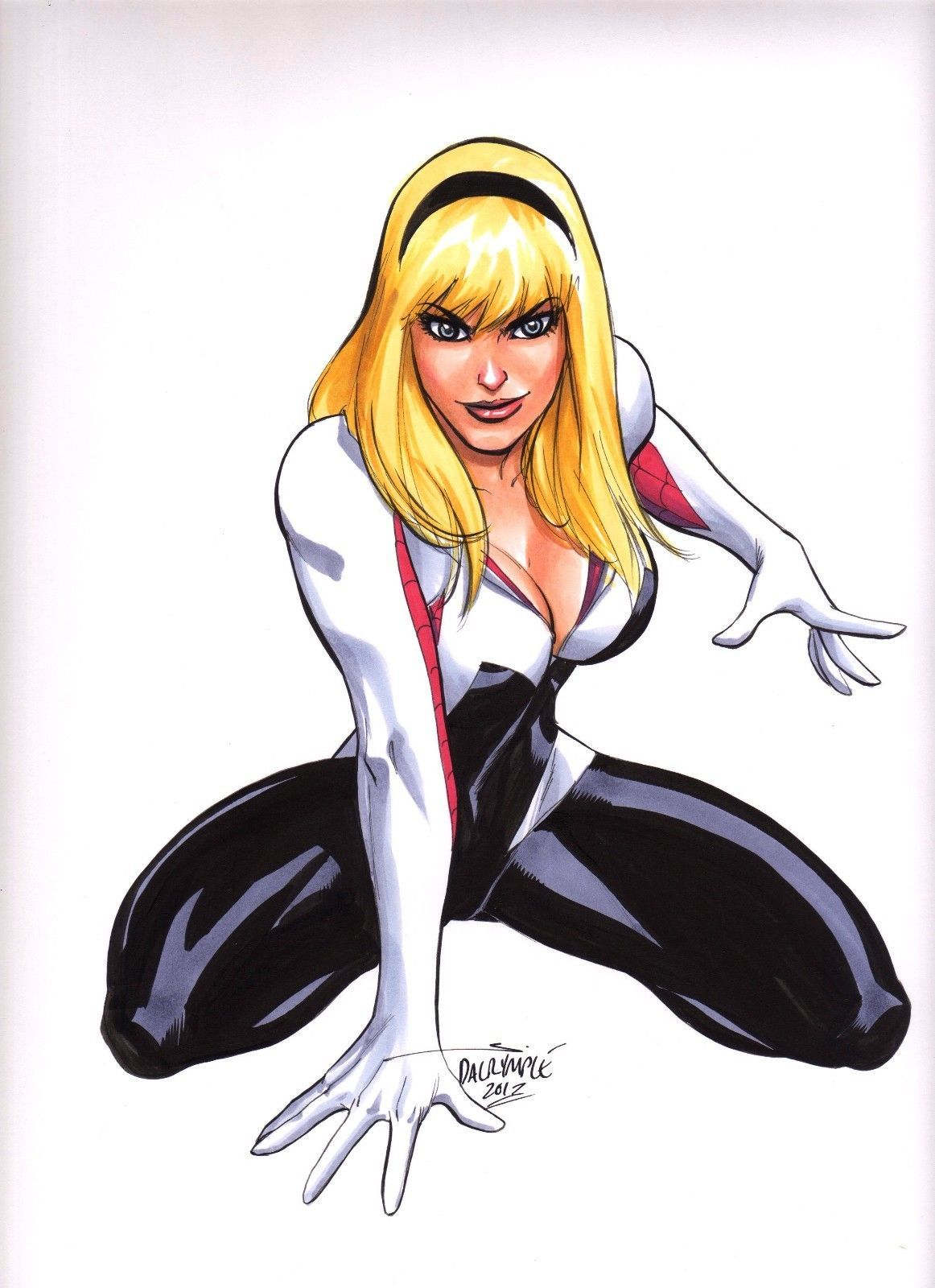 Spider Gwen beautiful pictures