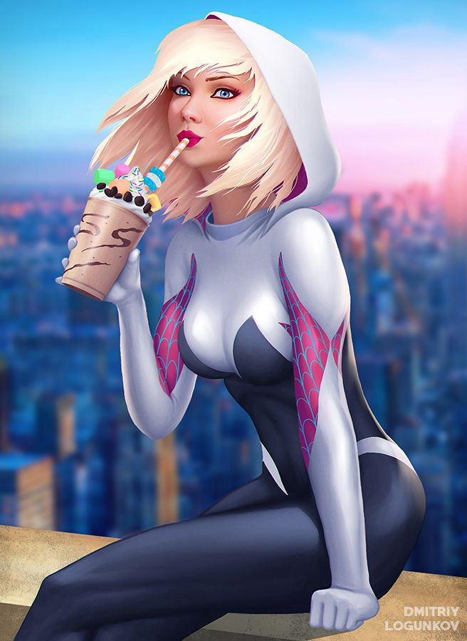 Spider Gwen beautiful