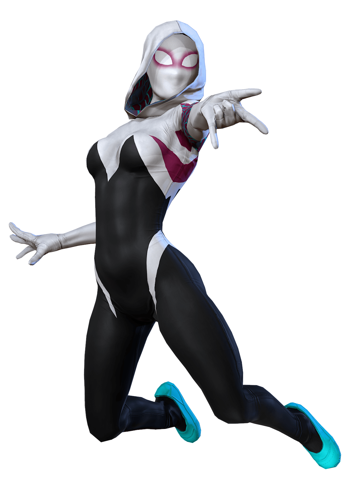 Spider Gwen hot pics