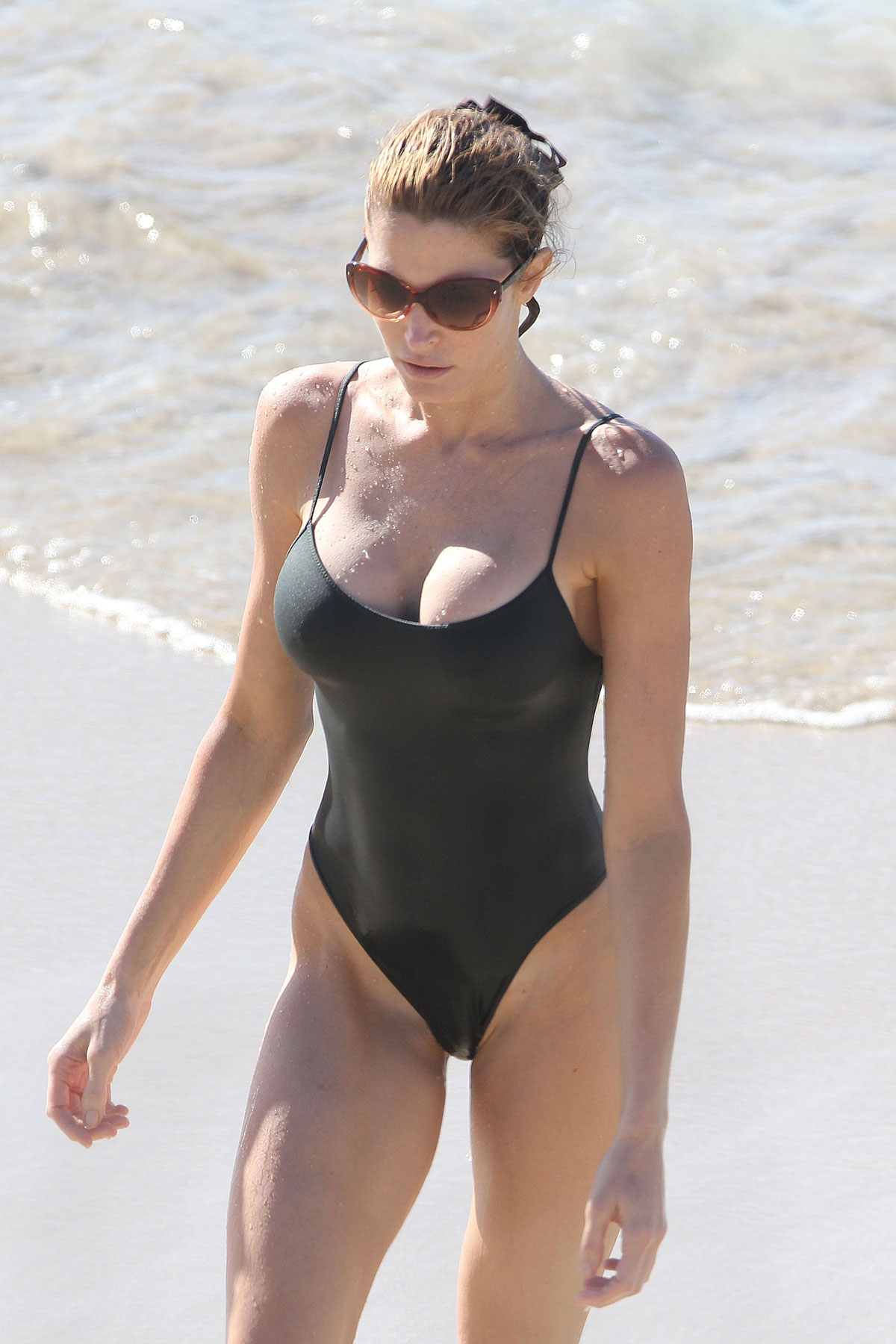 STEPHANIE SEYMOUR in Swimsuit