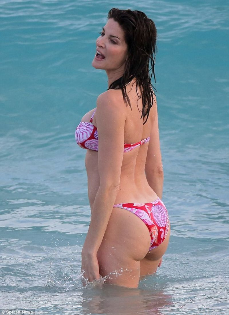 Stephanie Seymour too hot photo