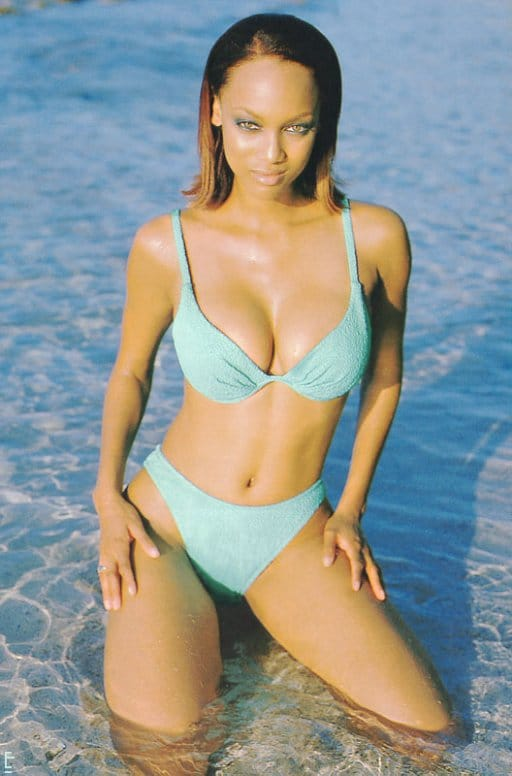 Tyra Banks hot women picture
