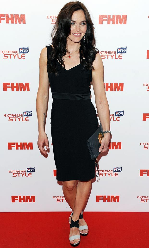 Victoria Pendleton on FHM