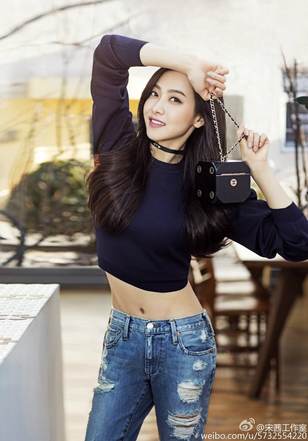 Victoria Song awesome photo
