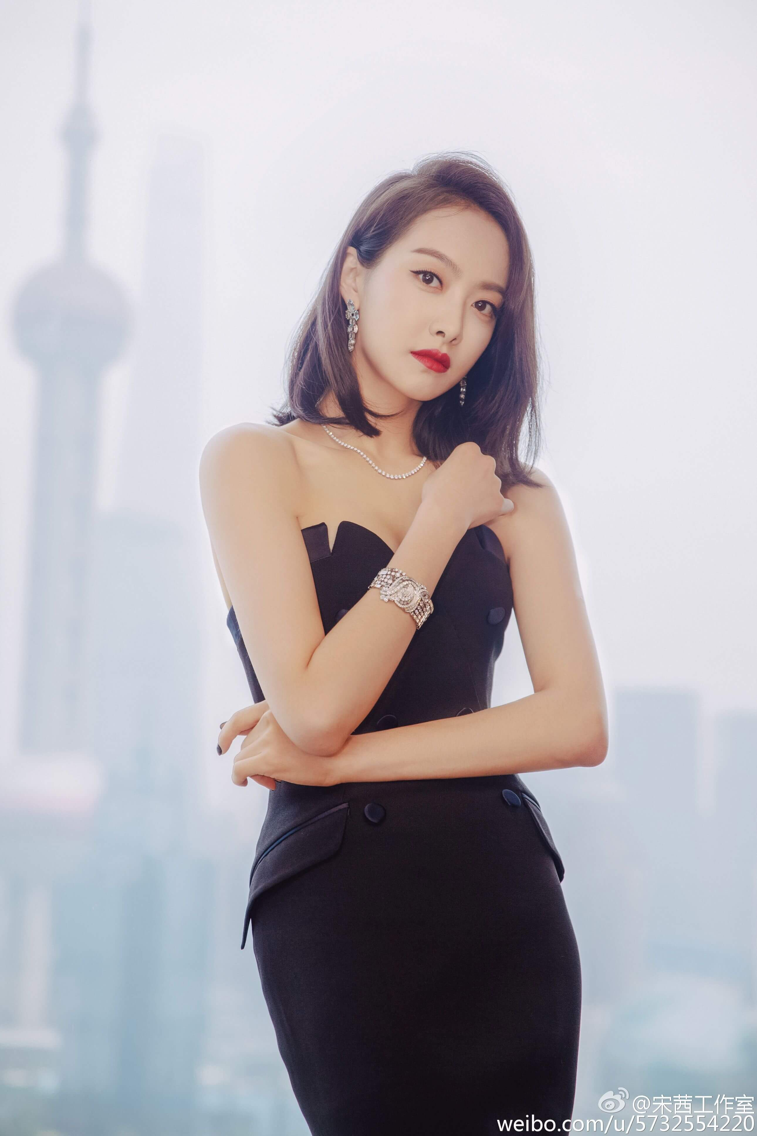 Victoria Song hot pictures