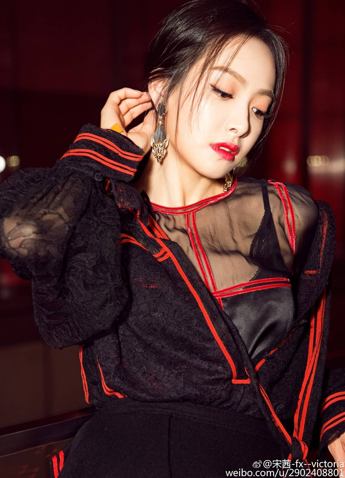 Victoria Song sexy pictures