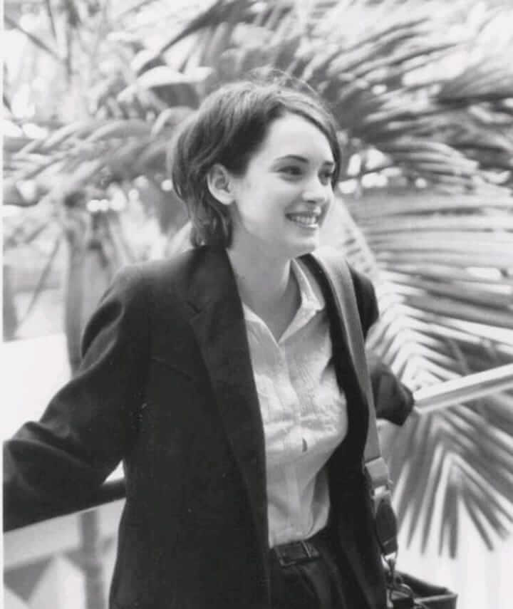 WINONA RYDER hot old pic