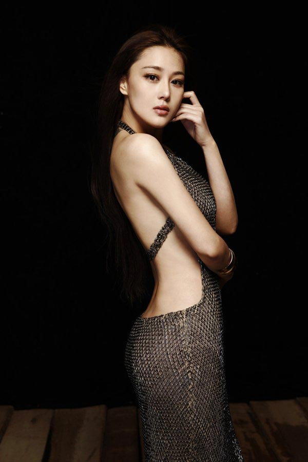 Zhang Xinyu sexy pictures (3)