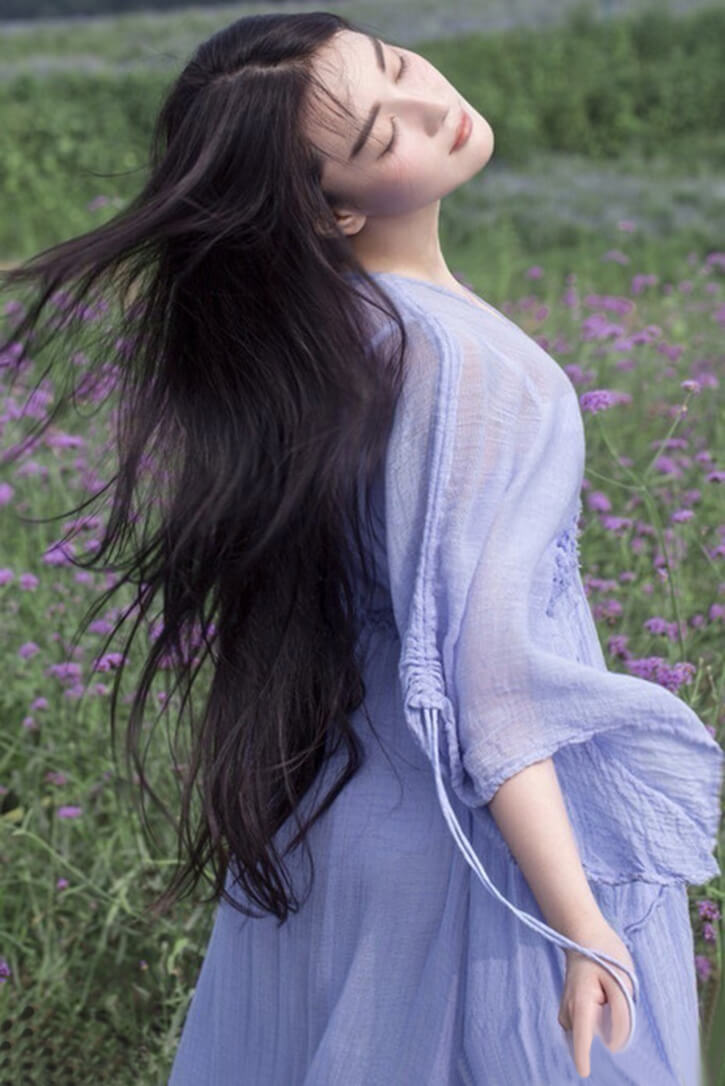 Zhang Xinyu sexy pictures