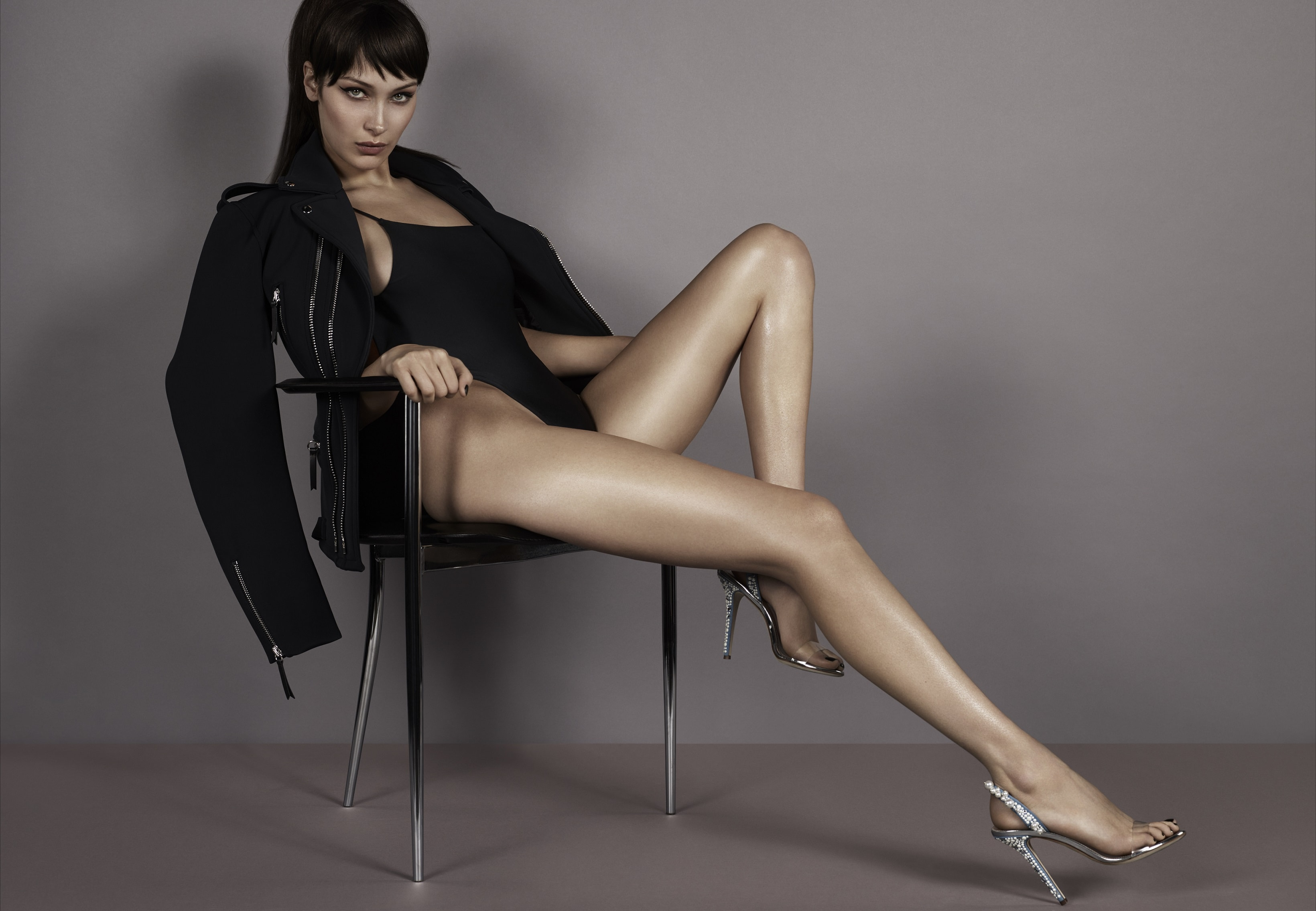 bella hadid legs awesome
